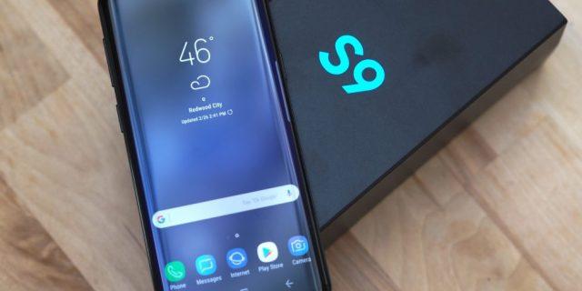 Факты о Galaxy S9